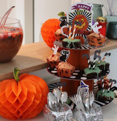 Halloweenparty bei den Braunis