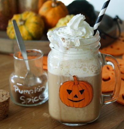 Pumpkin Spice Latte einfach selbstgemacht